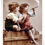 Cand, ce si cum sa spui copilului despre tigari, alcool si droguri?